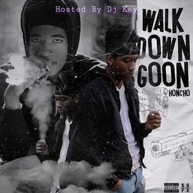 Walk Down Goon Honcho2xx front cover