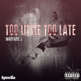Too Little Too Late Warfare J front cover