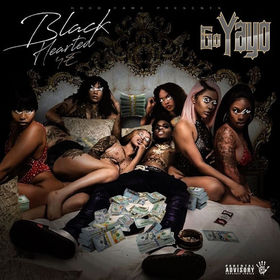 Black Hearted 4E Go Yayo front cover
