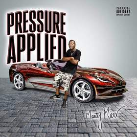 Pressure Applied (by Marty Marv) DJ Stop N Go front cover