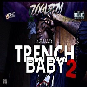 Trench Baby 2 Zo Glizzy front cover