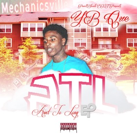 Point Blank Ent. Presents YB QUE Aint To Long (ATL) by CHILL iGRIND WILL