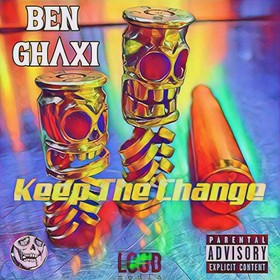 Keep the change Ben Ghaxi front cover