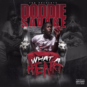 Doddie Savage - What A Heart TyyBoomin front cover
