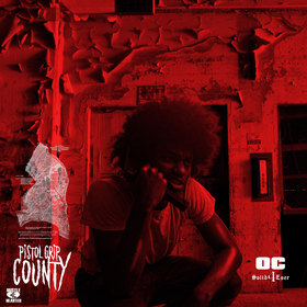 Pistol Grip County OC front cover