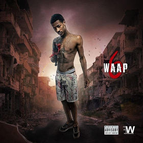 Waap 6 DJ Bubba front cover