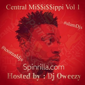 Central Mi$$i$$ippi Vol. 1 Various Artists front cover