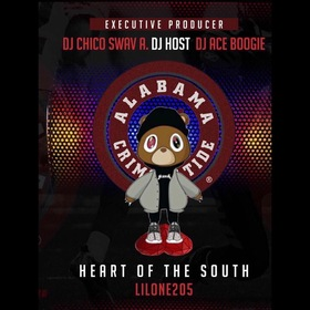 Heart of the South Lilone205 front cover