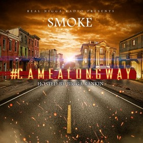 #CameALongWay Smoke front cover