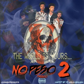 #NOPESO2 Freeco front cover