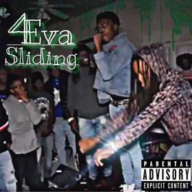 PBG Glizzy - 4Eva Sliding Yung Chris front cover