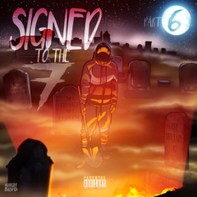Signed To The 7 Part 6 The Lil C front cover