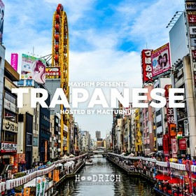 Trapanese (Hosted By Macturnup) Mayhem front cover