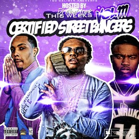 This Weeks Certified Street Bangers Vol.111 DJ Mad Lurk front cover