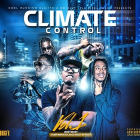 Climate Control Tampa Mystic front cover