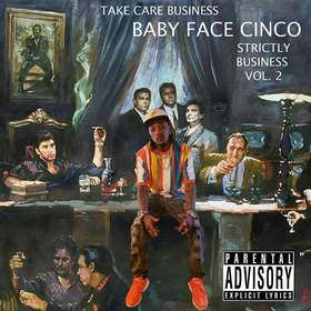 Strictly Business Vol.2 Take Care Business Da Label front cover