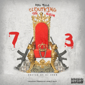 Clout King The Album King Yella front cover