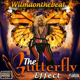 The Butterfly Effect WilmaOnTheBeat  front cover