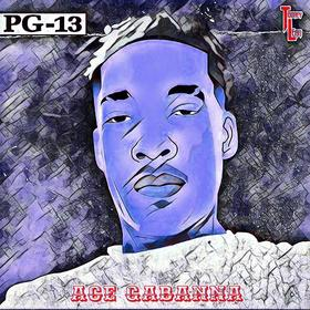 PG-13 Ace Gabanna front cover