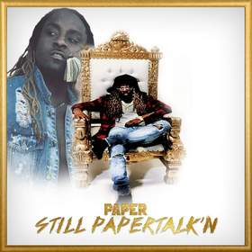 Still Papertalk'n PAPER front cover