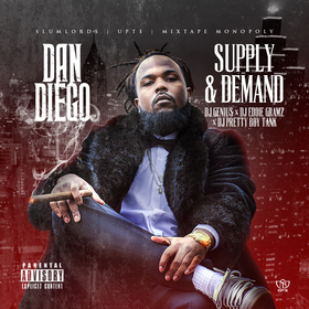 Supply & Demand Dan Diego front cover