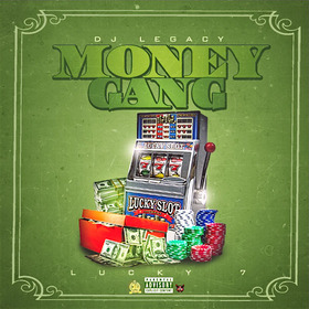Lucky 7 Money Gang front cover
