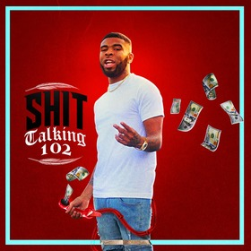 Shit Talking 102 BoDean front cover