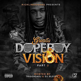 DopeBoy Vision 2 Gwolla Man front cover