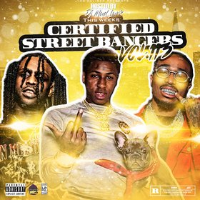 This Weeks Certified Street Bangers Vol.113 DJ Mad Lurk front cover