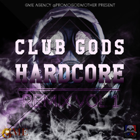 Club Gods Hardcore Remix MTMS Promos front cover