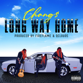 Long Way Home Change front cover