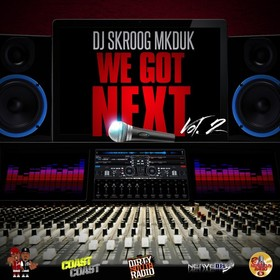 We Got Next Vol. 2 Skroog Mkduk front cover