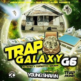 Trap Galaxy G6 Top Notch Smurff front cover