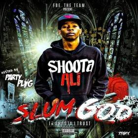 Slum God Shoota Ali front cover
