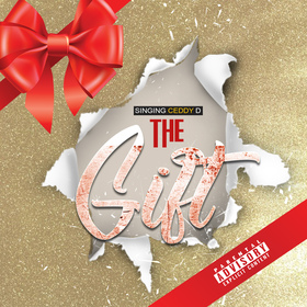 The Gift Ceddy D front cover