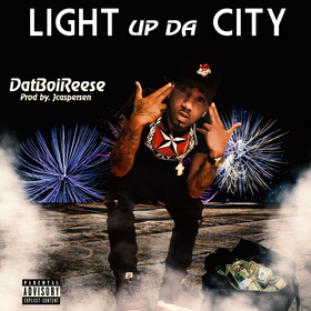 Light Up Da City DatBoi Reese front cover