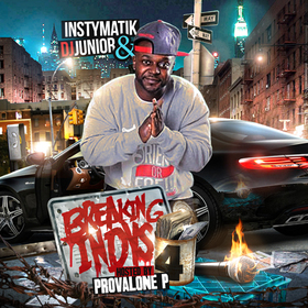 Breaking Indys 4 DJ Instynctz front cover