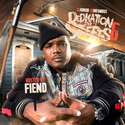 Dedication 2 The Streets 6 (Hosted By Fiend) DJ Junior front cover