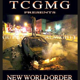 New World Order Vol 1 Gutta Almighty  front cover