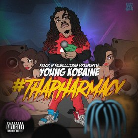 THA PHARMACY Young KOBAINE front cover