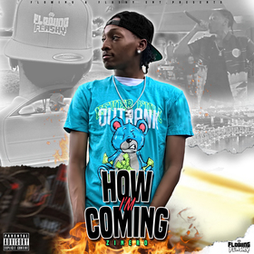How I'm Coming Zinero front cover
