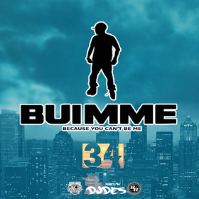 Shyheim Presents BUIMME 34 Mixed By DJ DES Shyheim front cover