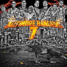 Baltimore Bangers Vol. 7 Baltimore Exclusives front cover