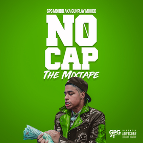 No Cap (The Mixtape) Gunplay Mohdd front cover