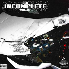 Incomplete DEA front cover