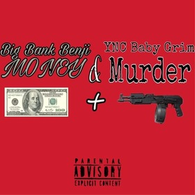 Money & Murder Baby Jo YNC  front cover