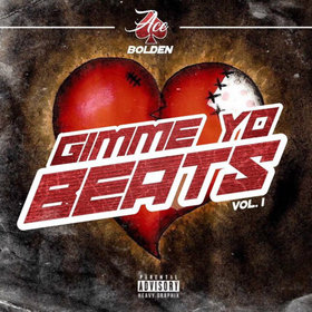 Gimme Yo Beats Ace Bolden front cover