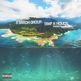 R Baron Takeover Trap-A-Holics front cover