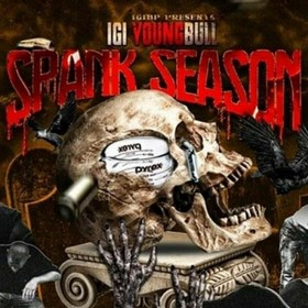 Spank Season igi.YoungBull front cover