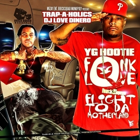 Fonk Love: Flight To Da Motherland YG Hootie front cover